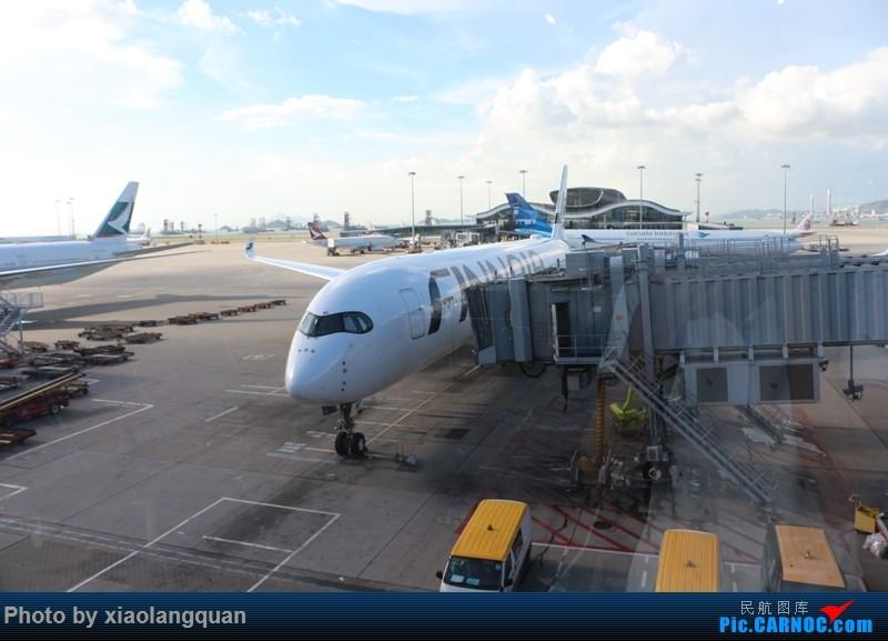 Re:[原创]国庆美帝关岛之行,HKG-MNL-GUM-MNL-HKG更新中 AIRBUS A350-900  中国香港国际机场