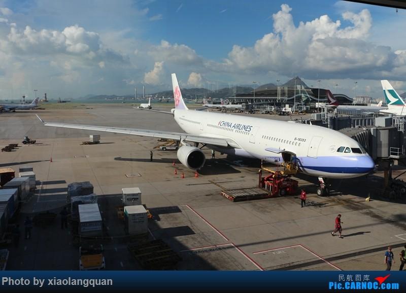 Re:国庆美帝关岛之行,HKG-MNL-GUM-MNL-HKG更新中 AIRBUS A330-300 B-18353 中国香港国际机场