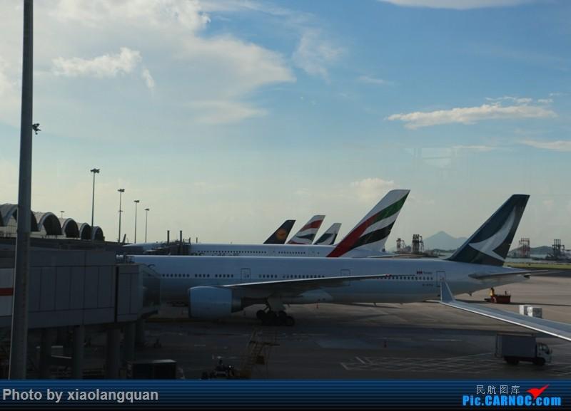 Re:国庆美帝关岛之行,HKG-MNL-GUM-MNL-HKG更新中 BOEING 777-300ER B-KPU 中国香港国际机场