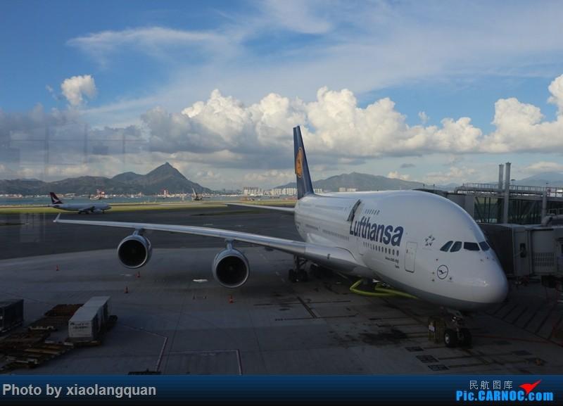 Re:[原创]国庆美帝关岛之行,HKG-MNL-GUM-MNL-HKG更新中 AIRBUS A380-800  中国香港国际机场