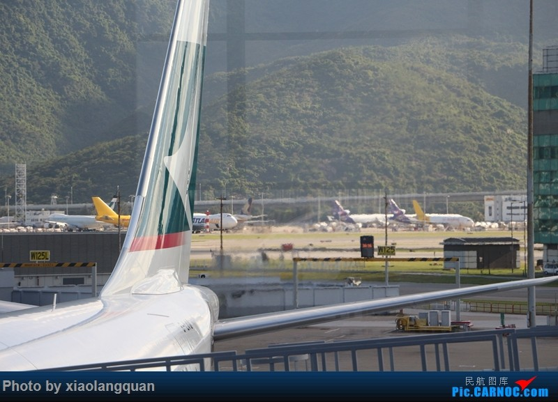 Re:[原创]国庆美帝关岛之行,HKG-MNL-GUM-MNL-HKG更新中    中国香港国际机场