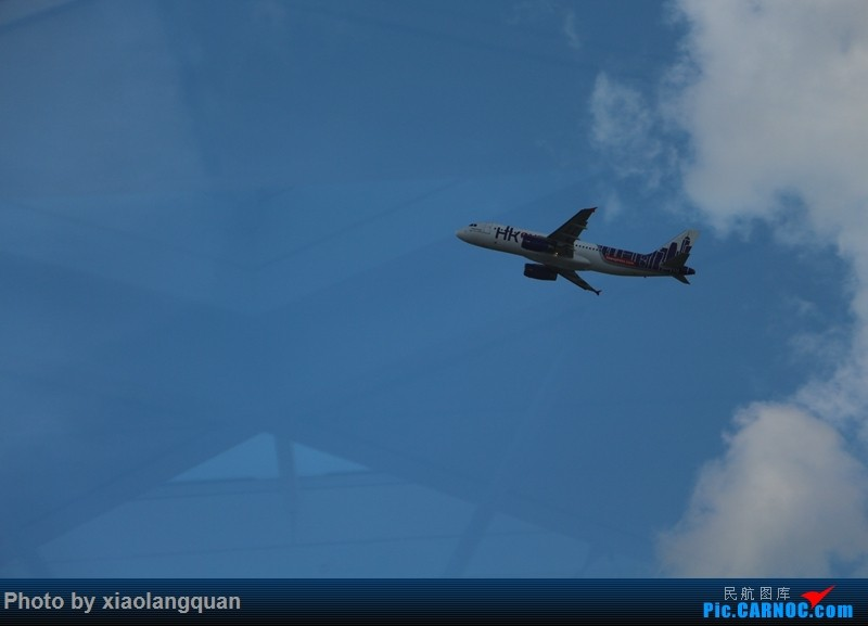 Re:[原创]国庆美帝关岛之行,HKG-MNL-GUM-MNL-HKG上半集更新中 AIRBUS A320-200 B-LCI 中国香港国际机场