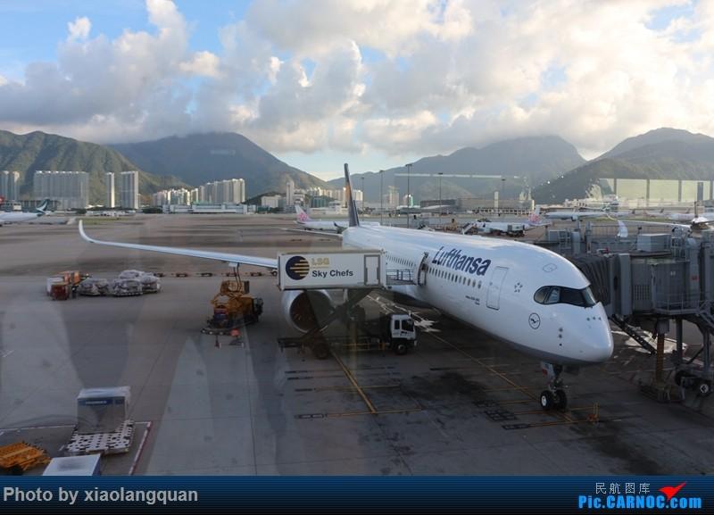 Re:[原创]国庆美帝关岛之行,HKG-MNL-GUM-MNL-HKG上半集更新中 AIRBUS A350-900  中国香港国际机场