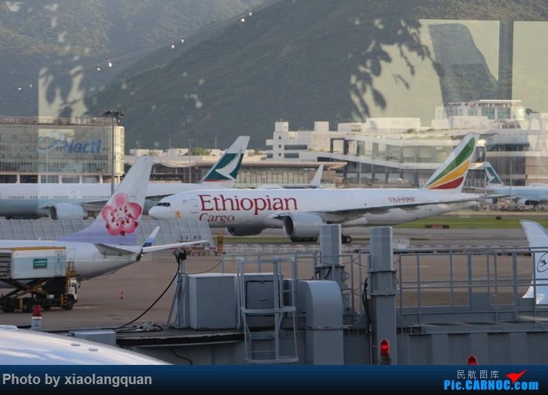 Re:[原创]国庆美帝关岛之行,HKG-MNL-GUM-MNL-HKG上半集更新中 BOEING 777-200 ET-ARK 中国香港国际机场