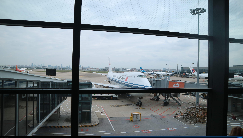 Re:[原创]SHA BOEING 747-400 B-2445 中国上海虹桥国际机场