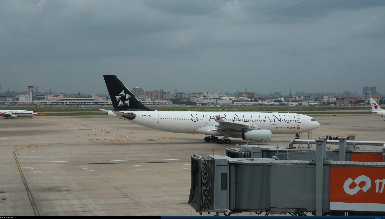 Re:[原创]SHA AIRBUS A330-200 B-6093 中国上海虹桥国际机场