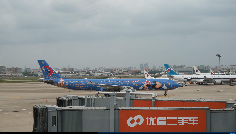 Re:[原创]SHA AIRBUS A330-300 B-6120 中国上海虹桥国际机场