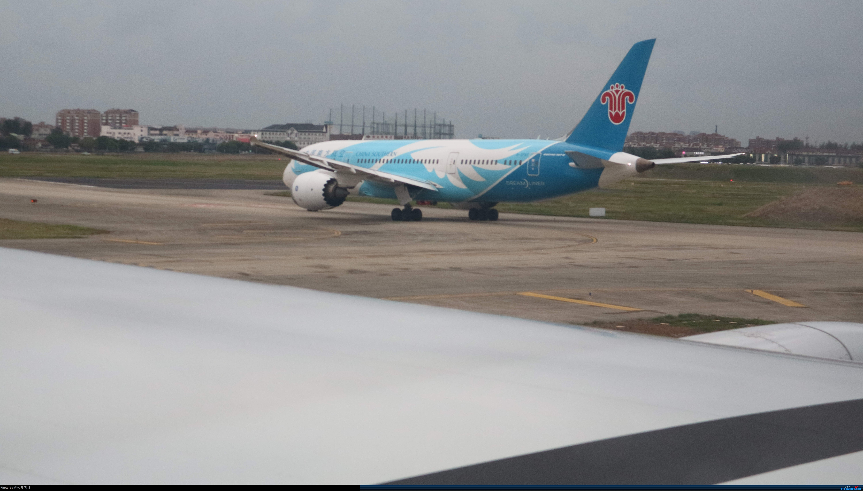 Re:[原创]SHA BOEING 787-8 B-2787 中国上海虹桥国际机场
