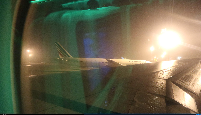Re:[原创]SHA BOEING 777-300ER F-G5QL 中国北京首都国际机场