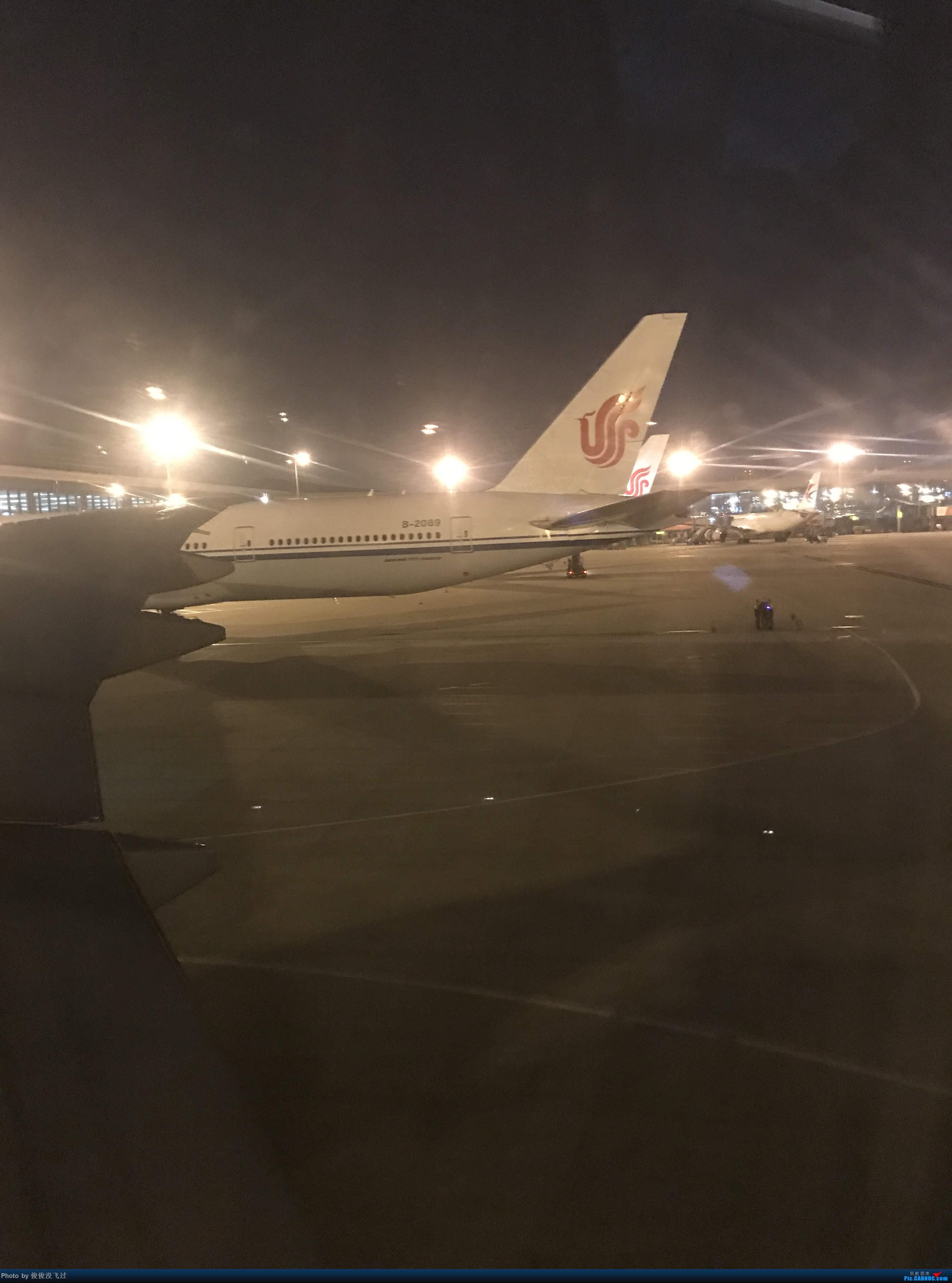 Re:[原创]SHA BOEING 777-300ER B-2089 中国上海虹桥国际机场