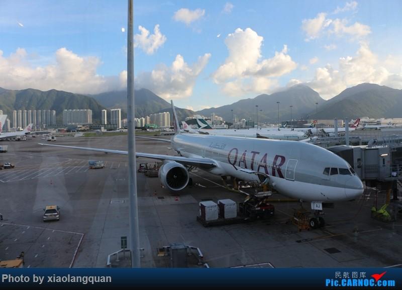 Re:[原创]国庆美帝关岛之行,HKG-MNL-GUM-MNL-HKG上半集更新中 BOEING 777-300ER  中国香港国际机场