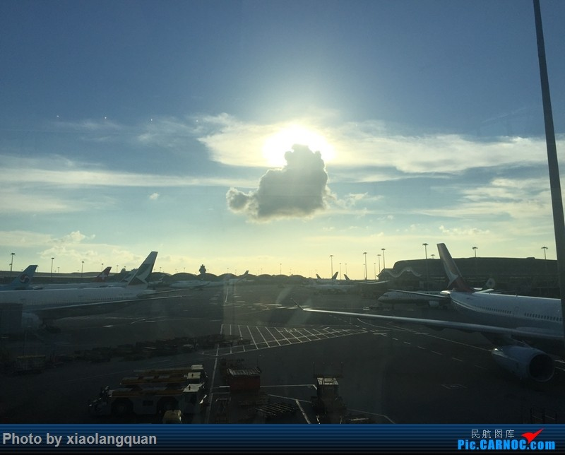Re:[原创]国庆美帝关岛之行,HKG-MNL-GUM-MNL-HKG上半集更新中 BOEING 737-800 B-18659 中国香港国际机场