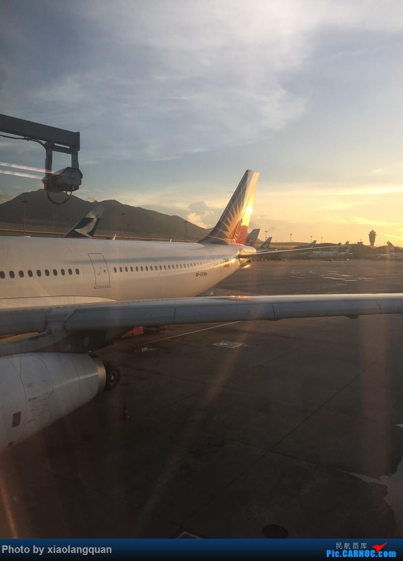 Re:[原创]国庆美帝关岛之行,HKG-MNL-GUM-MNL-HKG上半集更新中 AIRBUS A330-300 PR-C8784 中国香港国际机场