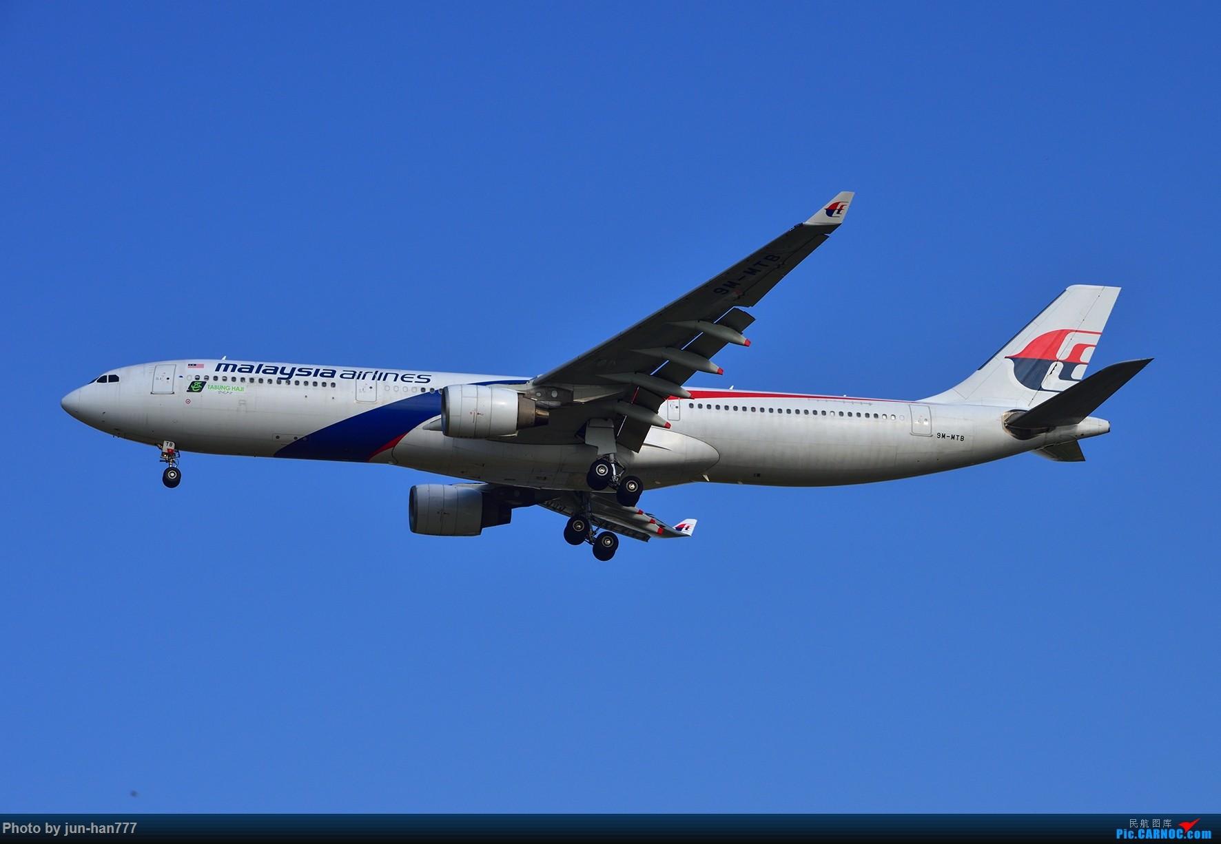 Re:[原创]马航的MH...... AIRBUS A330