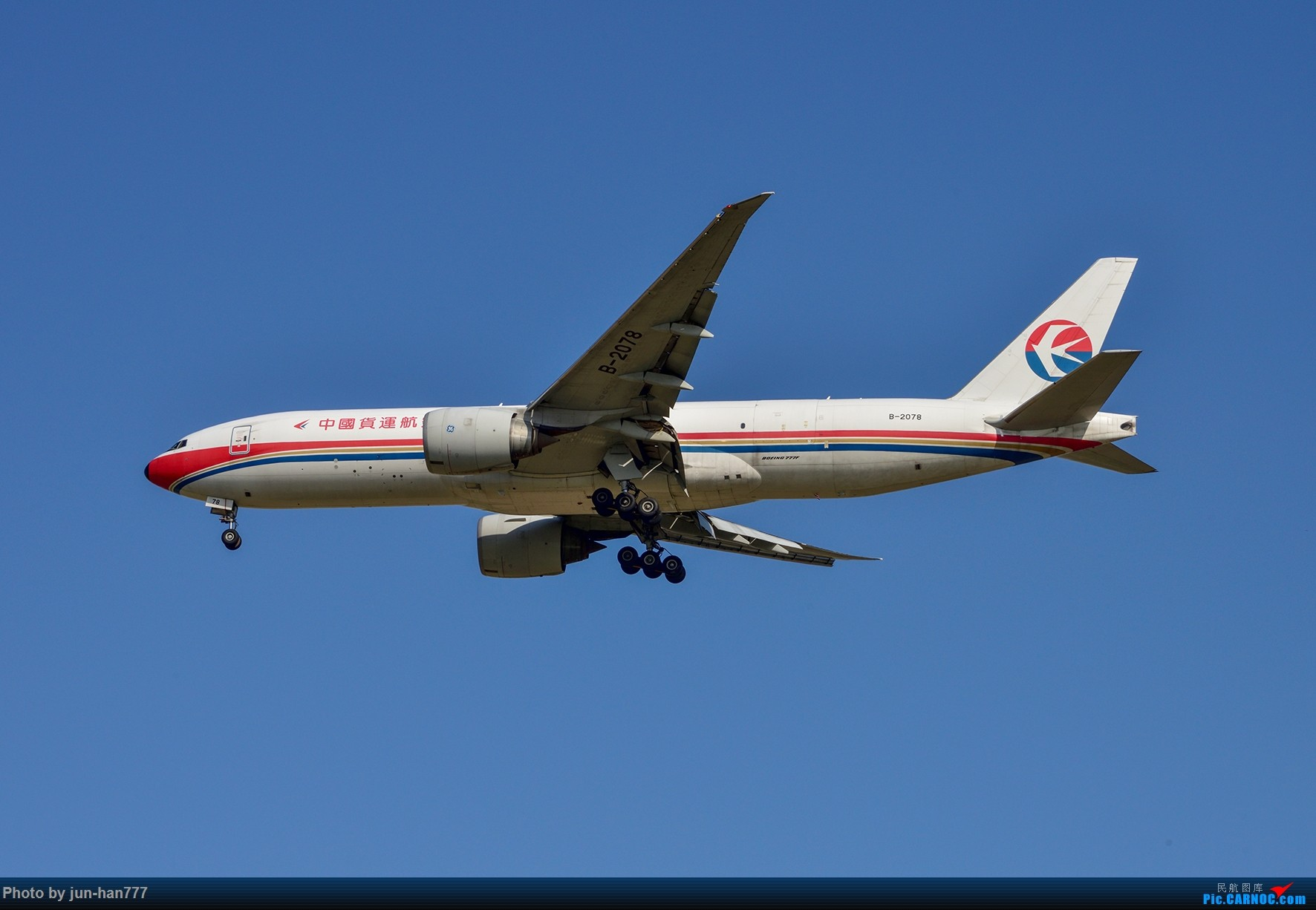 Re:[原创]中货航的卡狗 BOEING 777-200 B-2078