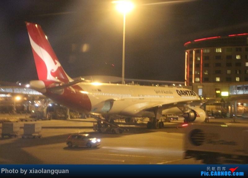 Re:[原创]国庆美帝关岛之行,HKG-MNL-GUM-MNL-HKG上半集更新中 AIRBUS A330-200  中国香港国际机场