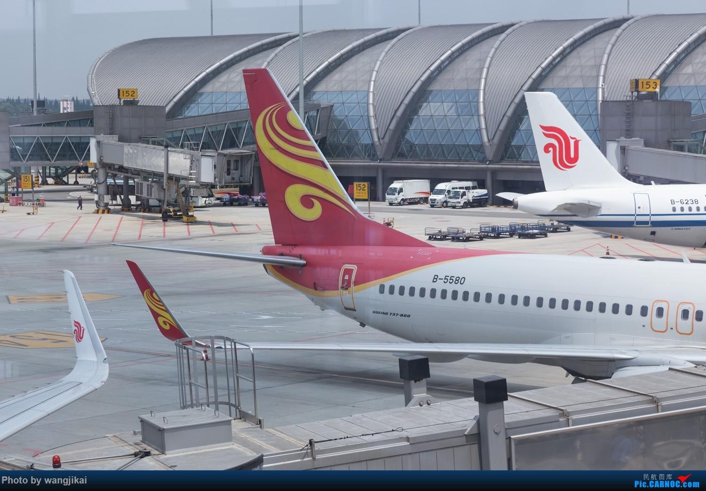 Re:[原创]【杭州飞友会】Paulの游记 11 | 青藏随行,这里是西藏,此处航班易取消(下篇) BOEING 737-800 B-5580 中国成都双流国际机场