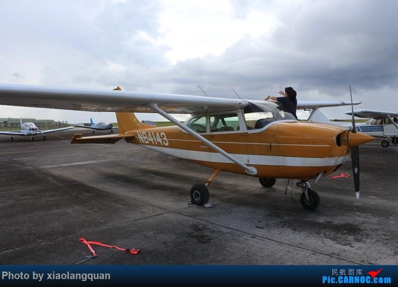 Re:[原创]国庆美帝关岛之行,HKG-MNL-GUM-MNL-HKG上半集更新中 CESSNA 172 N84143 关岛关岛国际机场