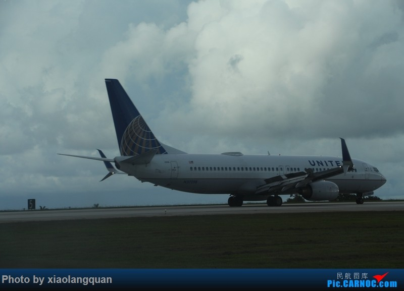 Re:[原创]国庆美帝关岛之行,HKG-MNL-GUM-MNL-HKG上半集更新中 BOEING 737-800 N37298 关岛关岛国际机场