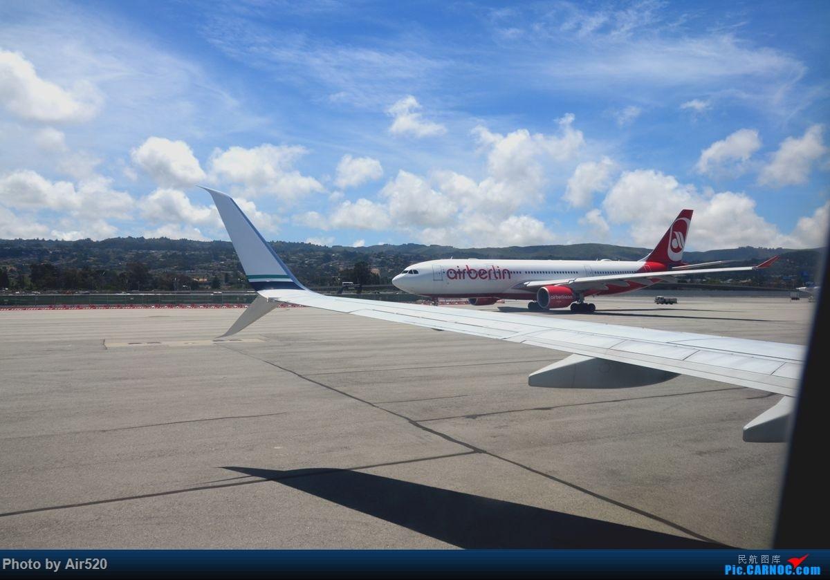 Re:[原创]【2017美西之旅】美联航UA8/9 B787-8 成都-旧金山-成都 CTU-SFO—CTU 领略多彩的美西风光 多图欢迎观看! A330-200