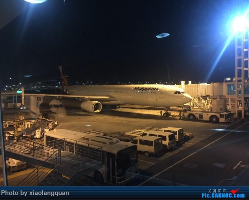 Re:[原创]国庆美帝关岛之行,HKG-MNL-GUM-MNL-HKG上半集更新中 AIRBUS A330-300  菲律宾马尼拉机场