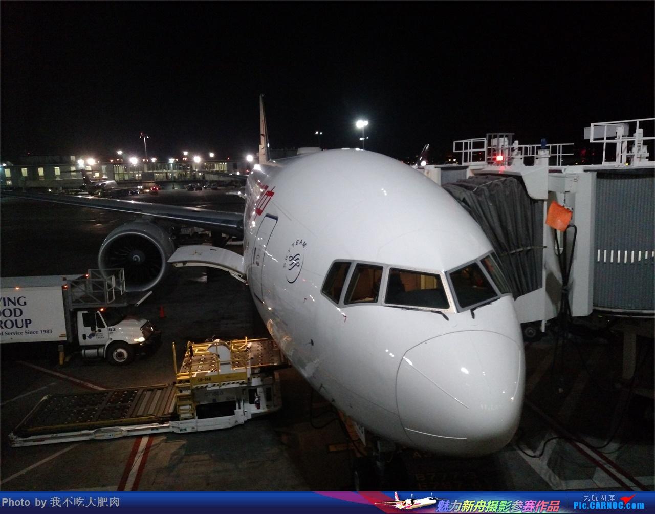 Re:[原创]挪威航空 Norwegian Airlines 纽约伦敦伪首发 BOEING 777-300ER  JFK