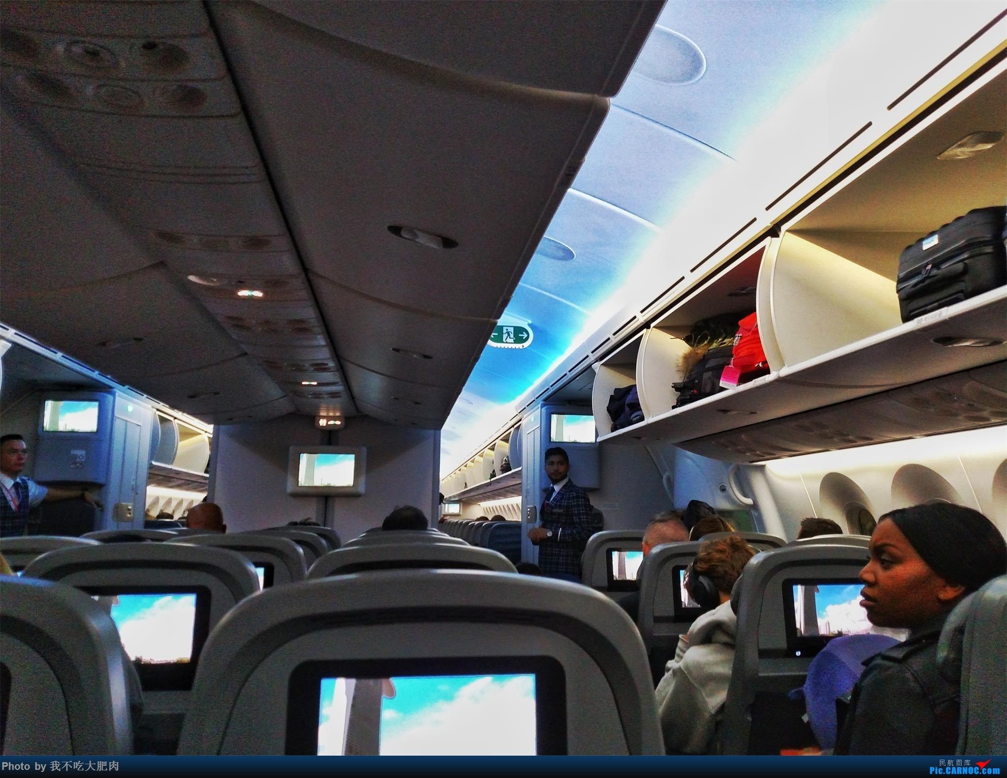 Re:[原创]挪威航空 Norwegian Airlines 纽约伦敦伪首发 BOEING 787-9 G-CKNA JFK