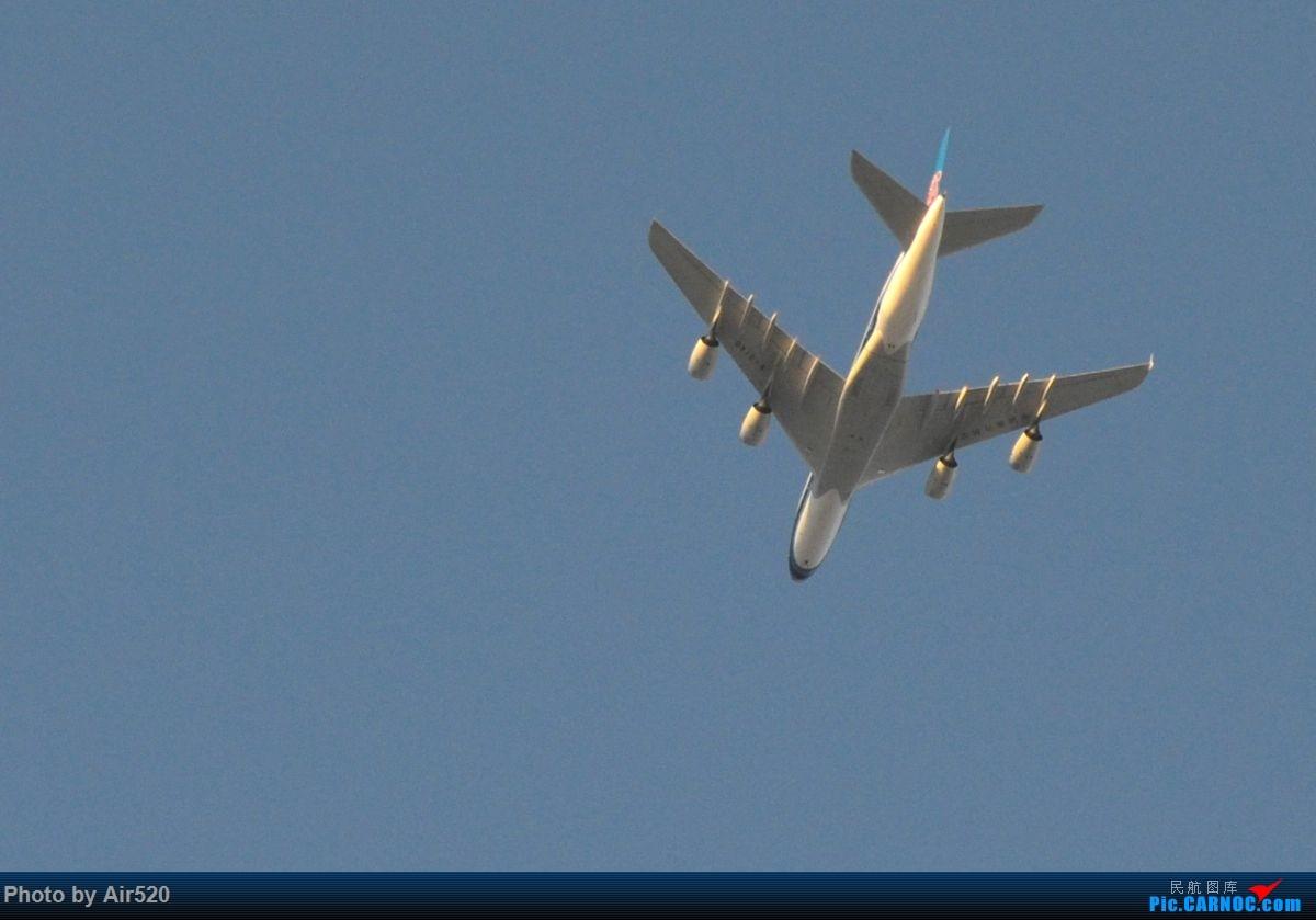 Re:[原创]【2017美西之旅】美联航UA8/9 B787-8 成都-旧金山-成都 CTU-SFO—CTU 领略多彩的美西风光 多图欢迎观看! AIRBUS A380 B-6140