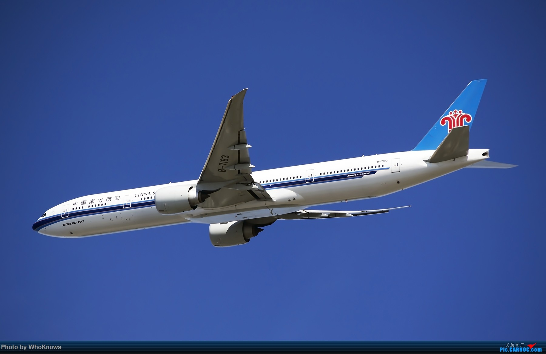 Re:JFK BOEING 777-300ER B-7183 JFK