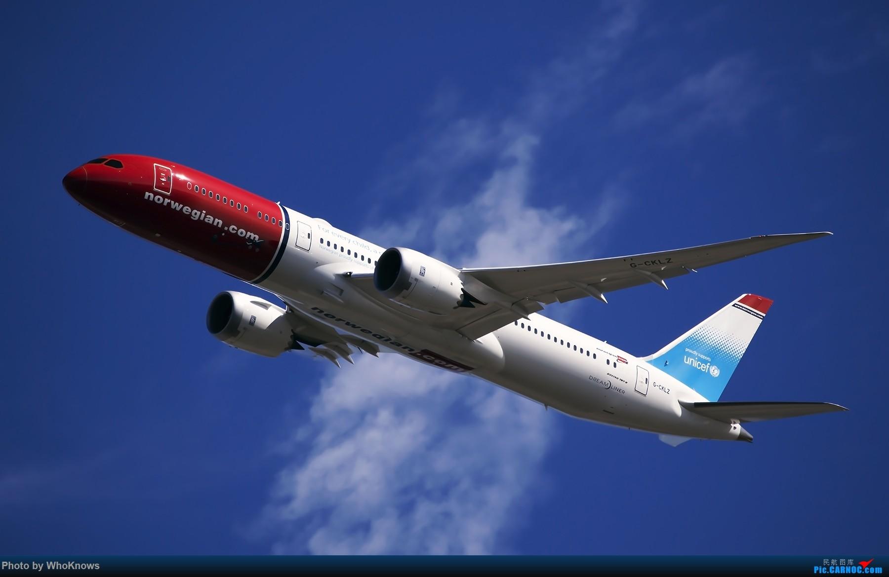 Re:JFK BOEING 787-9 G-CKLZ JFK