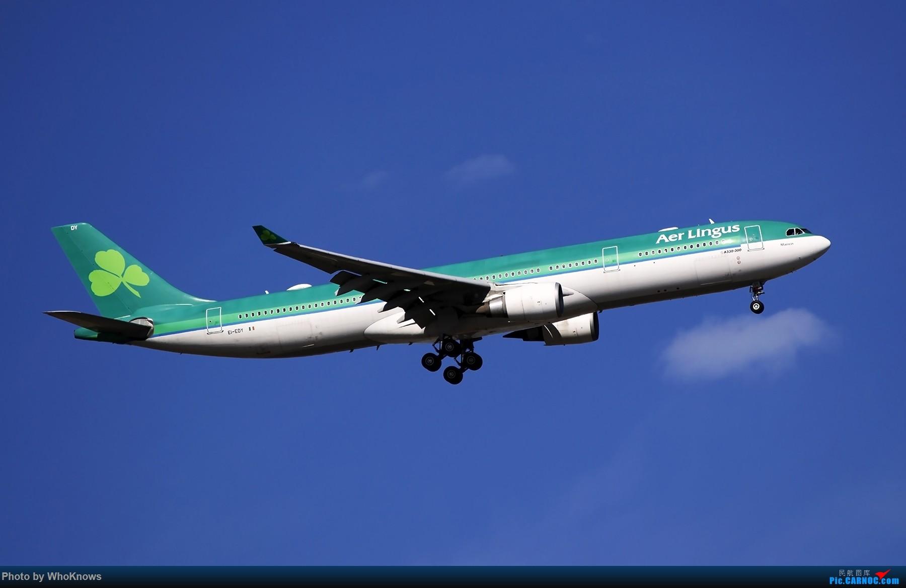 Re:[原创]JFK AIRBUS A330-300 EI-EDY JFK