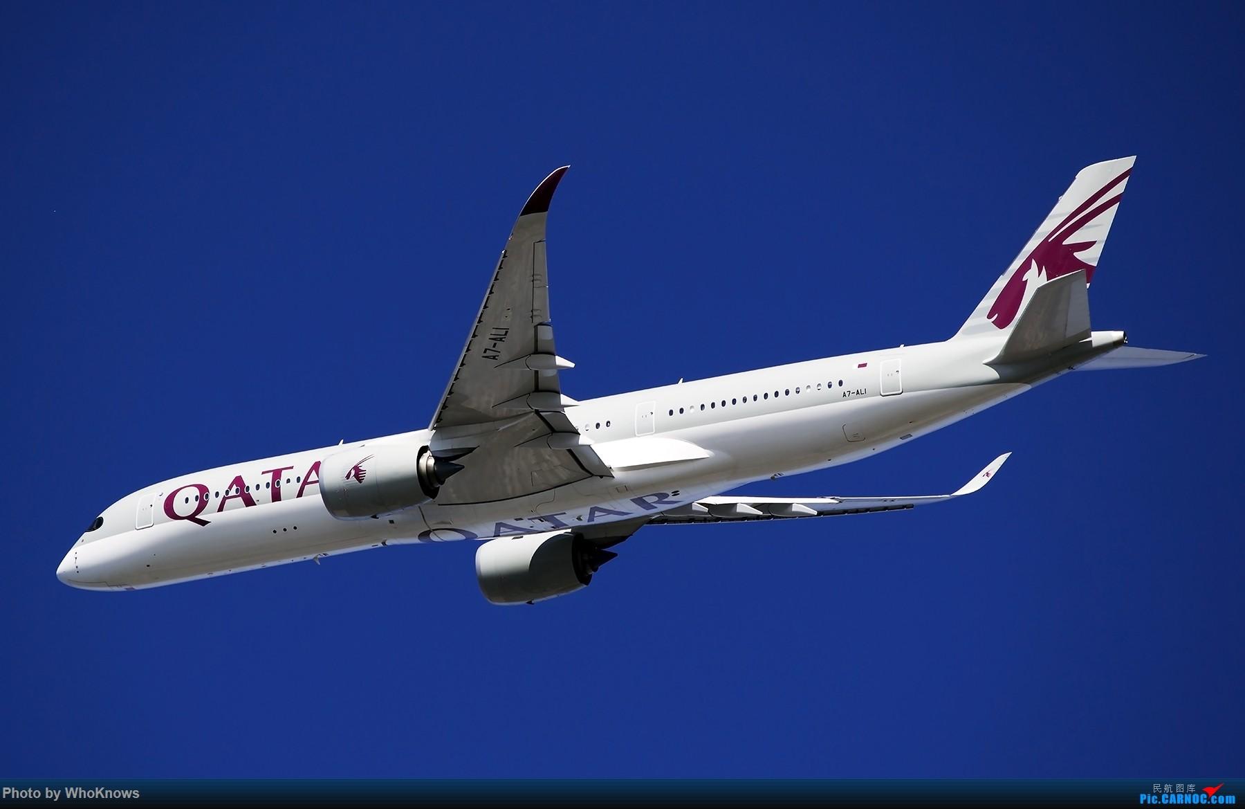 Re:[原创]JFK AIRBUS A350-900 A7-ALI JFK
