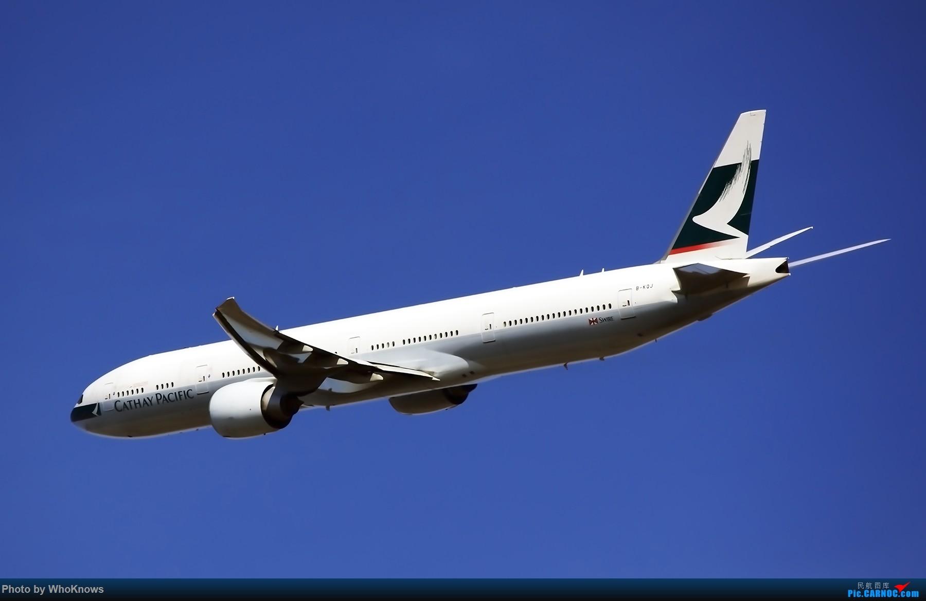 Re:JFK BOEING 777-300ER B-KQJ JFK