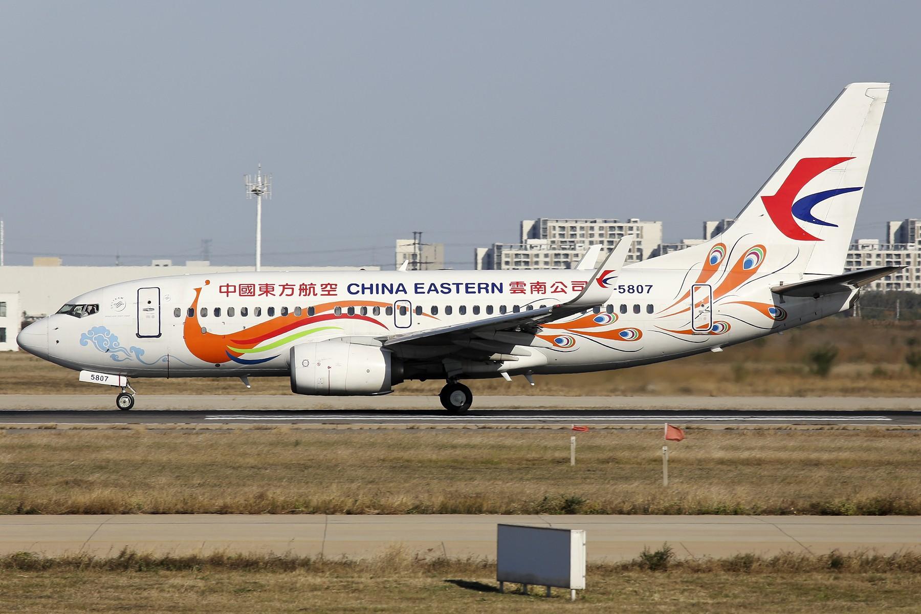 Re:[原创]【TSN飞友会】 November 深秋~ BOEING 737-700 B-5807 中国天津滨海国际机场