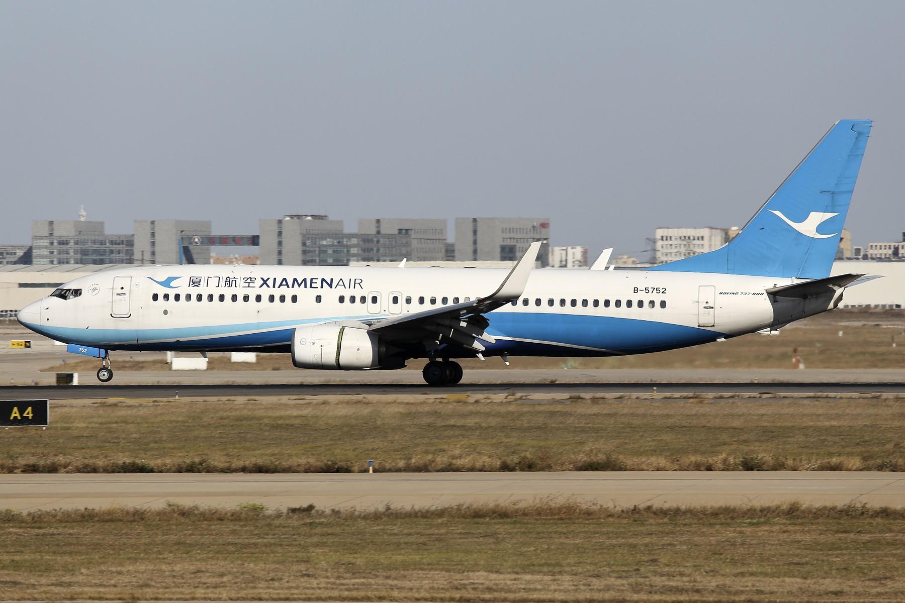 Re:[原创]【TSN飞友会】 November 深秋~ BOEING 737-800 B-5752 中国天津滨海国际机场
