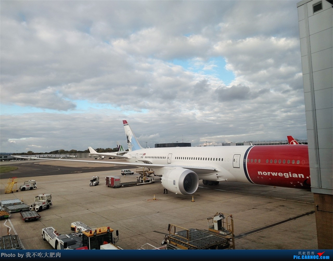 Re:挪威航空 Norwegian Airlines 纽约伦敦 787-9伪首发 BOEING 787-9 G-CJUI LGW