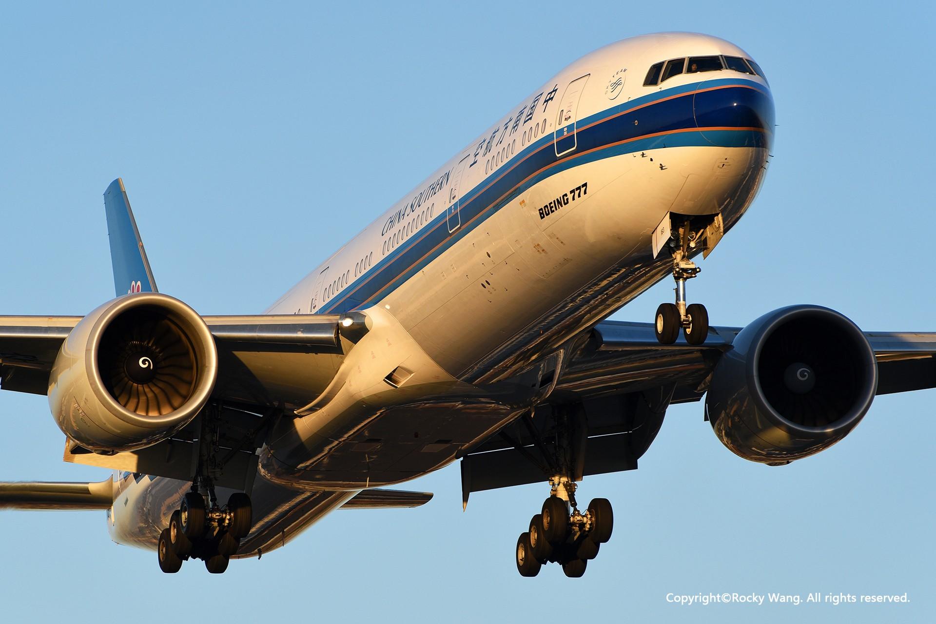 Re:[原创]家 BOEING 777-300ER B-7183 加拿大多伦多皮尔逊机场