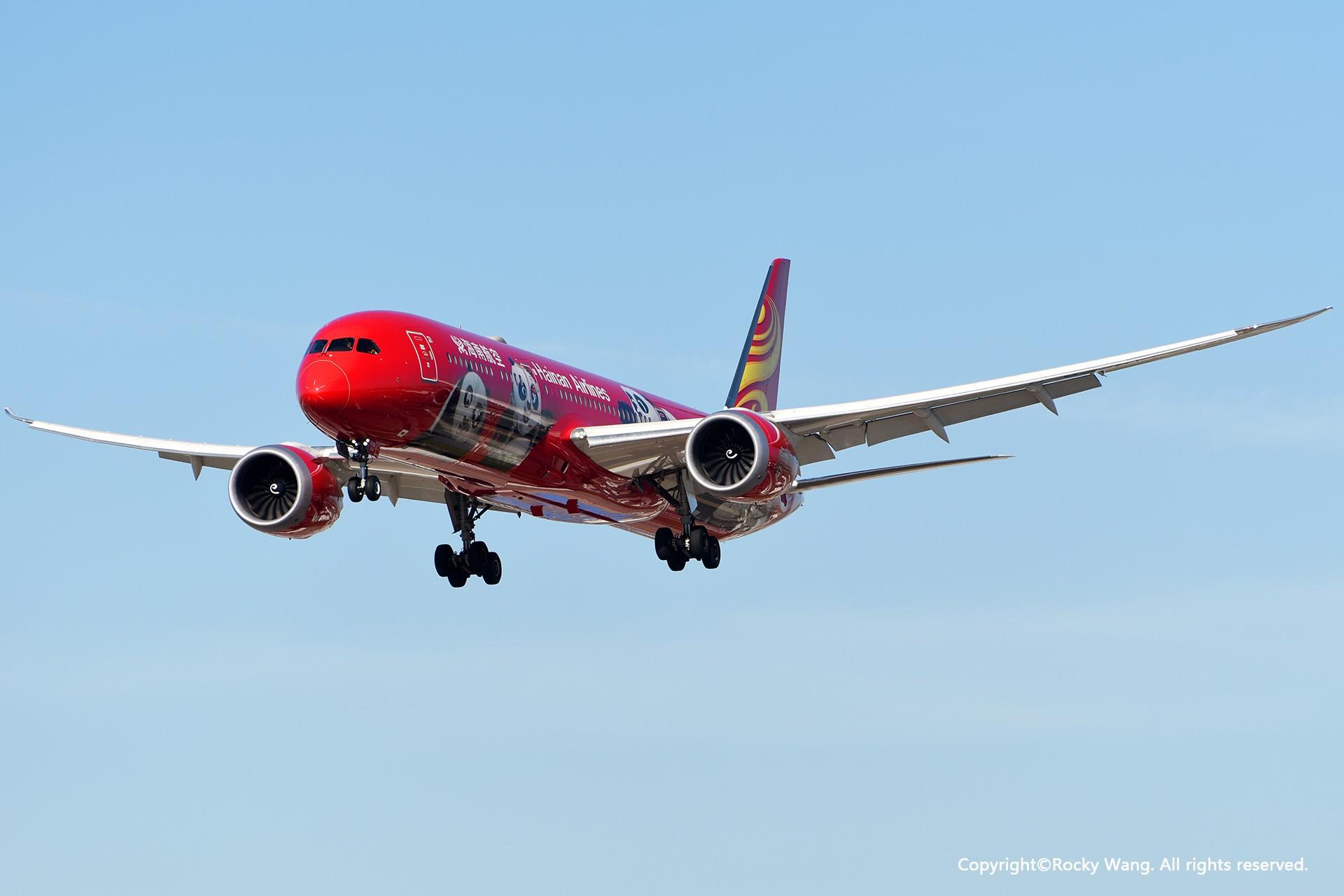 Re:[原创]家 BOEING 787-9 B-6998 加拿大多伦多皮尔逊机场