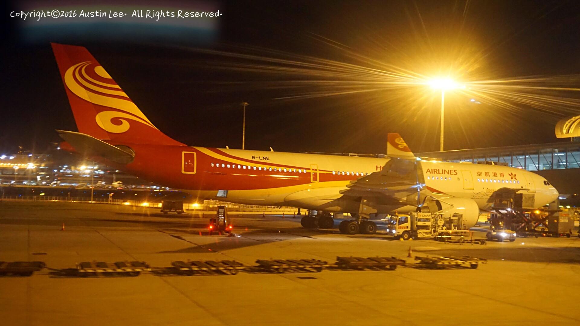 Re:[原创]论坛修复后第一波~三年来旅游途中的拍机精选~不定时更新 AIRBUS A330-343X B-LNP 中国香港国际机场
