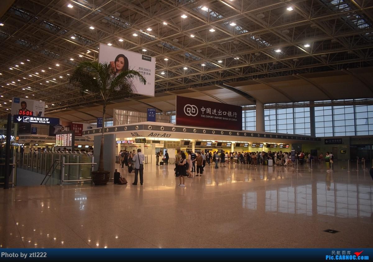 Re:[原创][原创]【天天飞旅】第八集:完美的暑假之行,国航老旧738初体验    中国南昌昌北国际机场