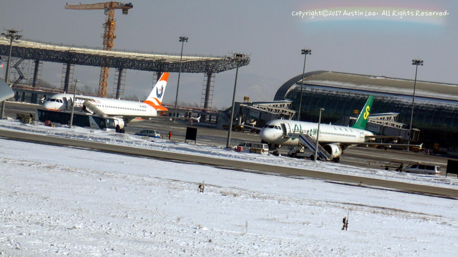 Re:三年旅途的随拍精选~持续不定时update AIRBUS A320-214 B-8432 中国长春龙嘉国际机场