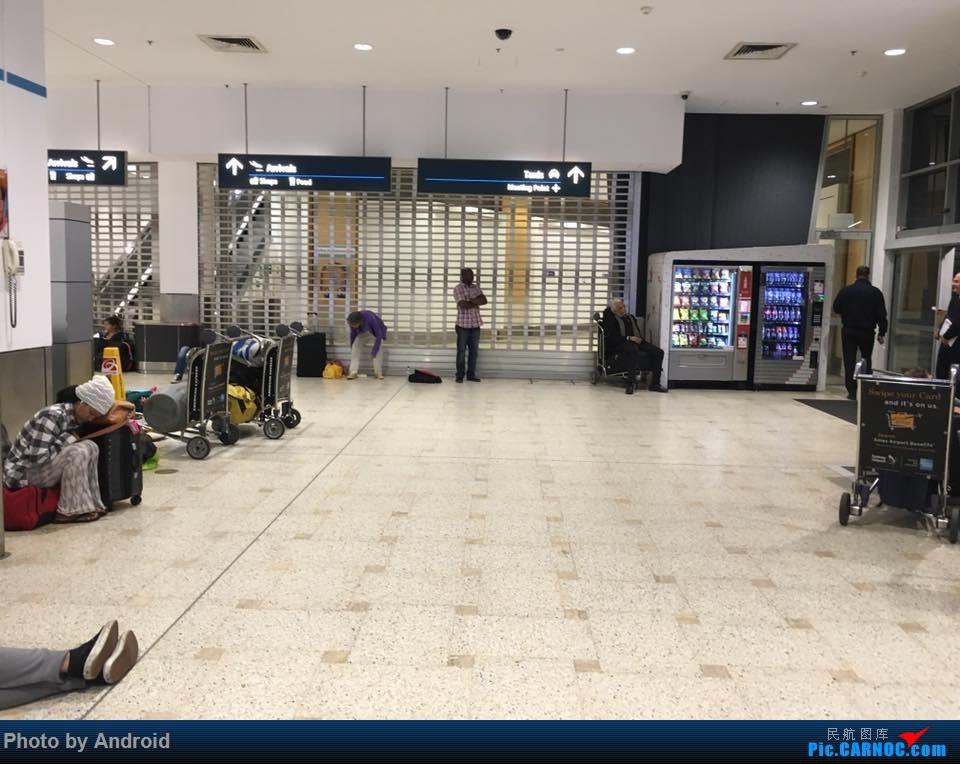 [原创]Steve游记(47)悉尼机场熬夜记 东航彩绘机33H公务舱以及悉尼机场天合联盟Lounge初体验 MU712带我回家