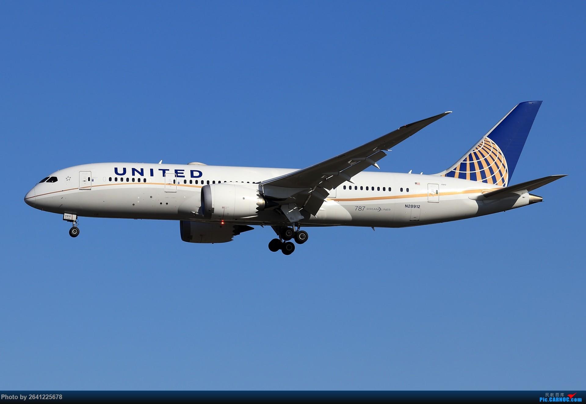 Re:[原创]【ZBAA】随意 BOEING 787-8 N28912 中国北京首都国际机场