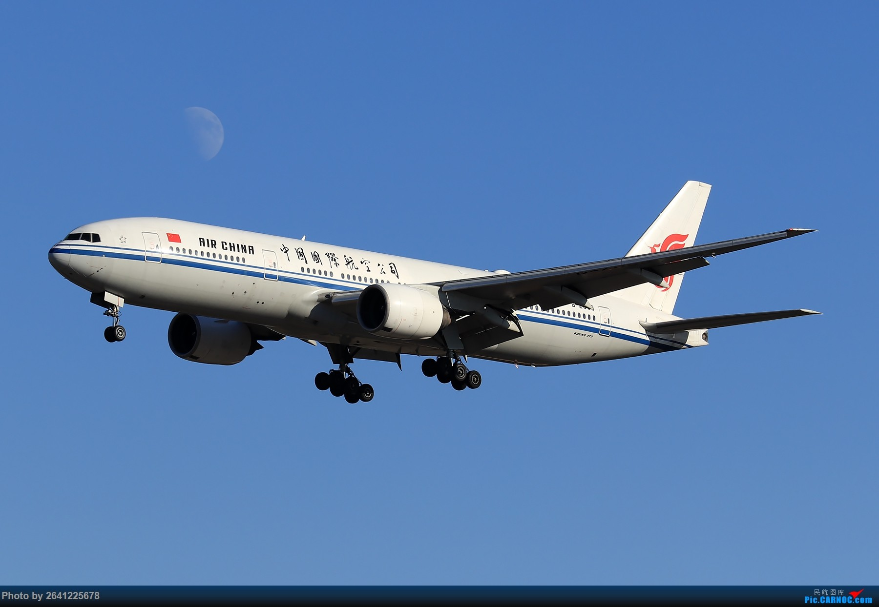 Re:[原创]【ZBAA】随意 BOEING 777-200 B-2068 中国北京首都国际机场