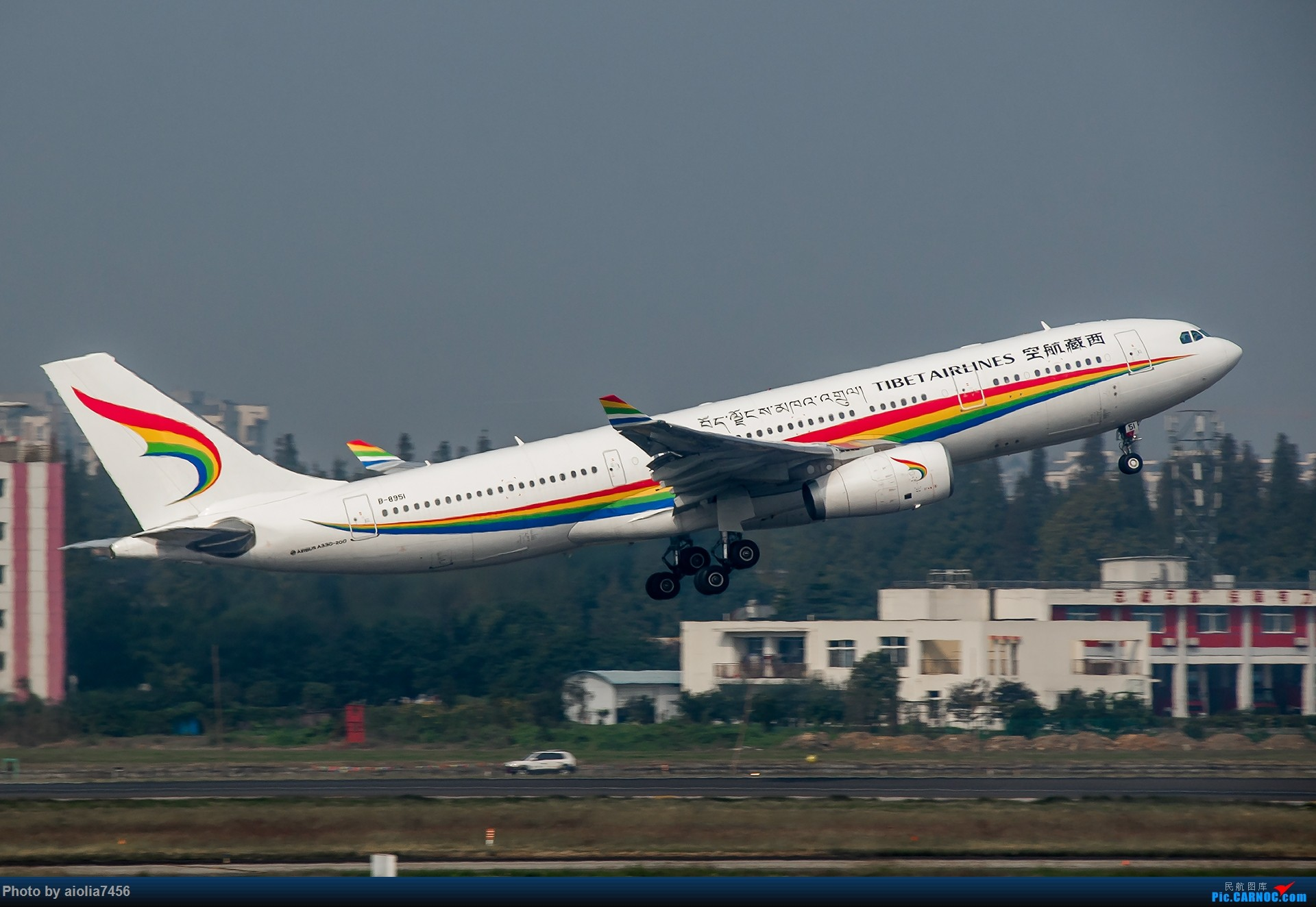 Re:[原创]【霸都打机队】出差CTU,成都你好,然而有点水汽有点水泥,解决有无~! AIRBUS A330-200 B-8951 中国成都双流国际机场