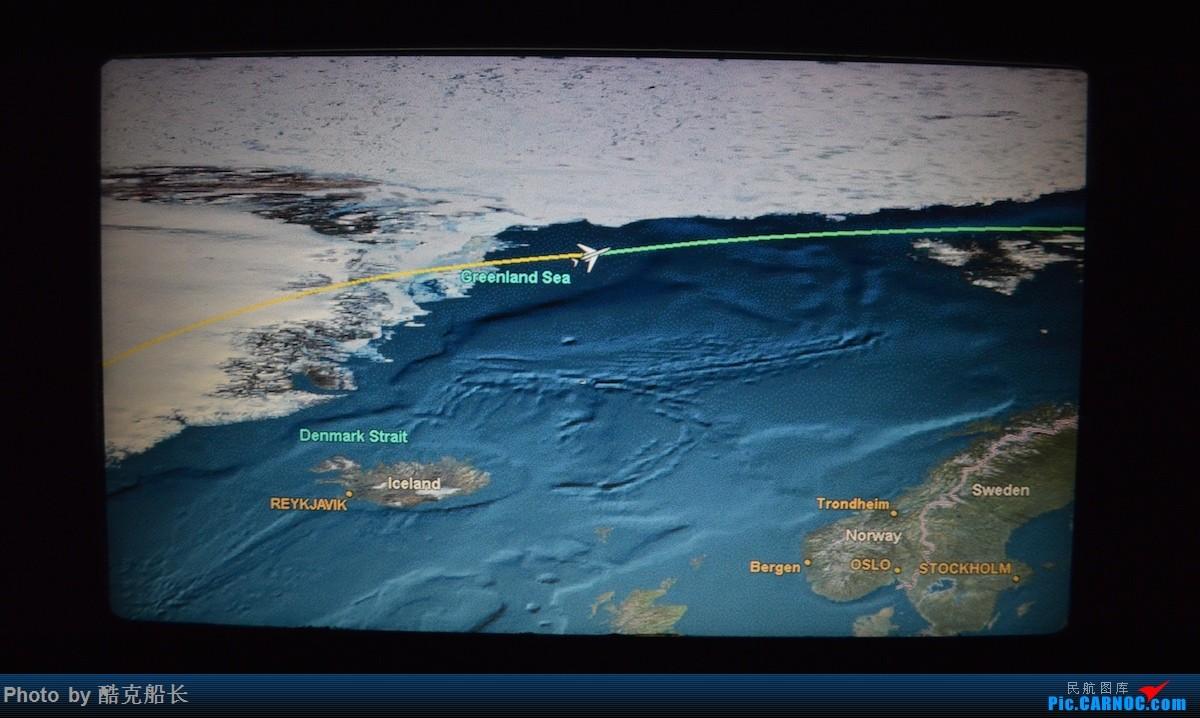 Re:[原创][飞吧飞吧飞] 曾经的全球最长不停站航线 金色地球的余晖 美国联合航空 (前大陆航空) UA179 纽瓦克-香港 16小时长程航班 NO. 055