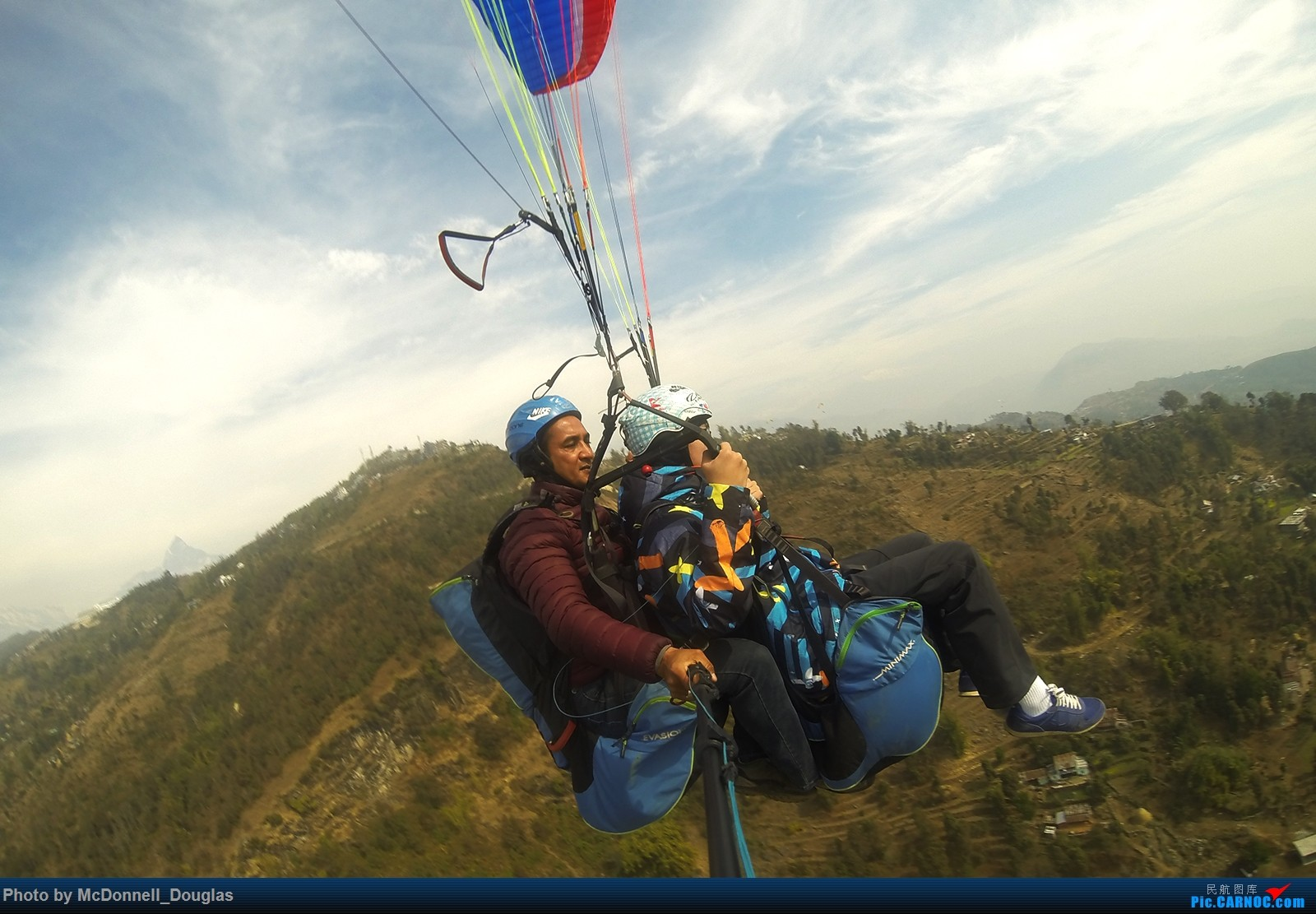 Re:[原创]【上海飞友会】【zc带你游天下(4)】不远千里飞跃喜马拉雅去看你,探寻高山另一边的神秘国度,和一群贫穷却快乐着的人们 AIRBUS A330-343 B-6119 中国上海虹桥国际机场