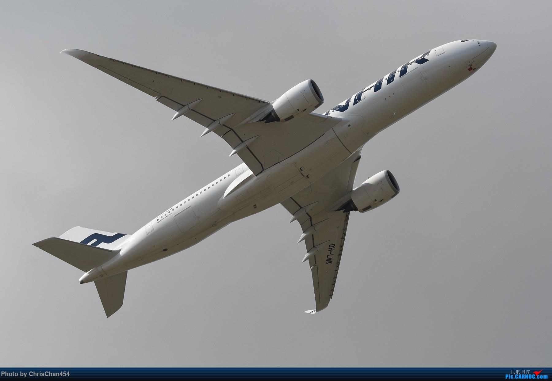 Re:[原创]PVG重型机一组,5APU & 卡狗 AIRBUS A350-900 OH-LWK 中国上海浦东国际机场