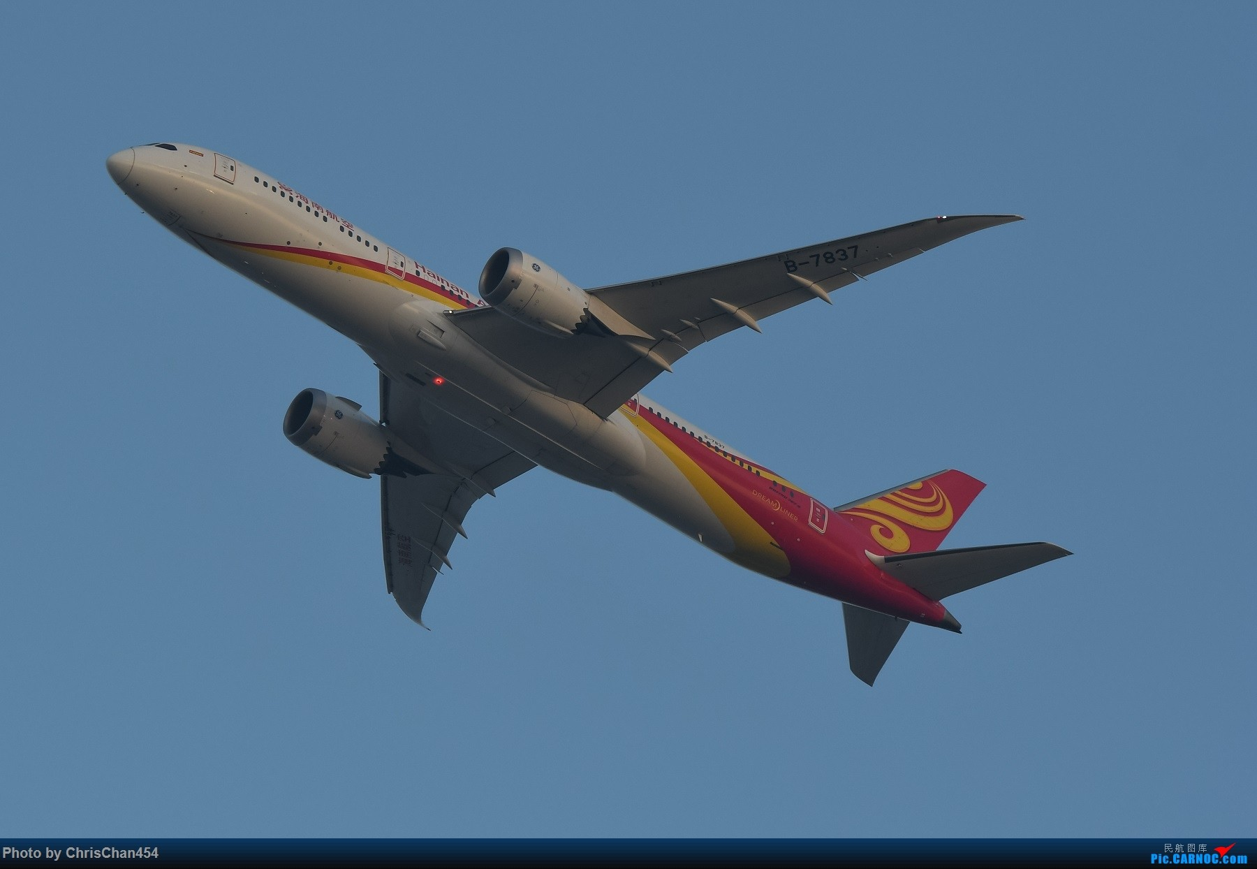 Re:PVG重型机一组,5APU & 卡狗 BOEING 787-9 B-7837 中国上海浦东国际机场