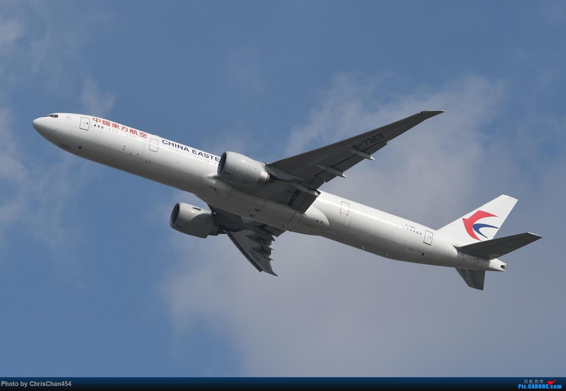 Re:PVG重型机一组,5APU & 卡狗 BOEING 777-300ER B-7369 中国上海浦东国际机场